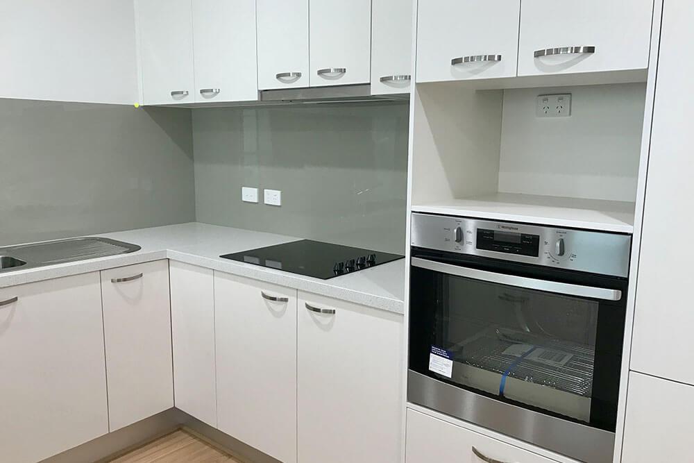 kitchen renovation white